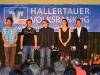 04 Vorstellung der Aspiranten: Wiggerl, Joachim Zawischa, Anna Piechotta, Christoph Tiemann (v.l.n.r)