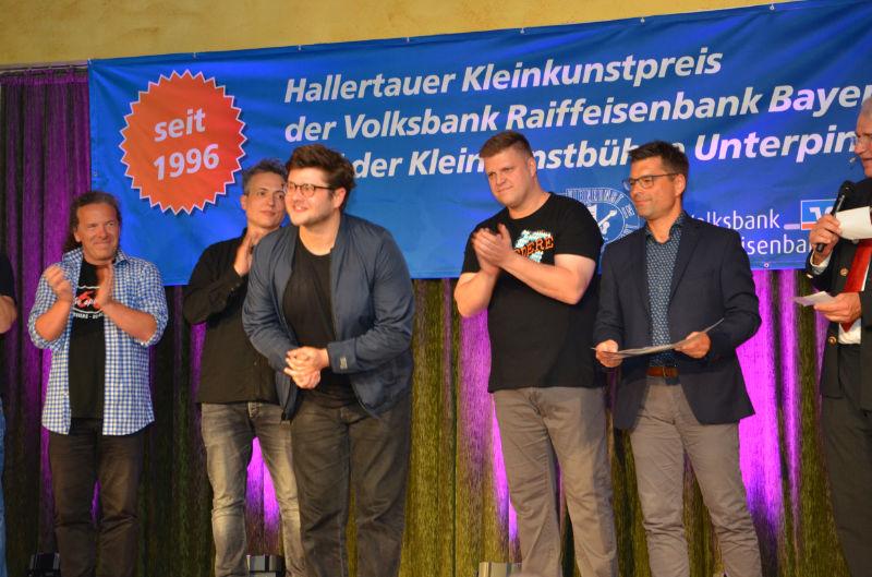Hallertauer Kleinkunstpreis 2019