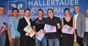 Joachim Zawischa gewinnt 19. Hallertauer Kleinkunstpreis