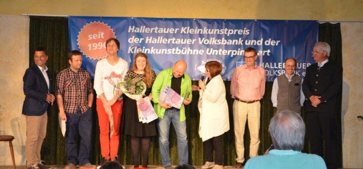 Wolfgang Kamm gewinnt 23. Hallertauer Kleinkunstpreis